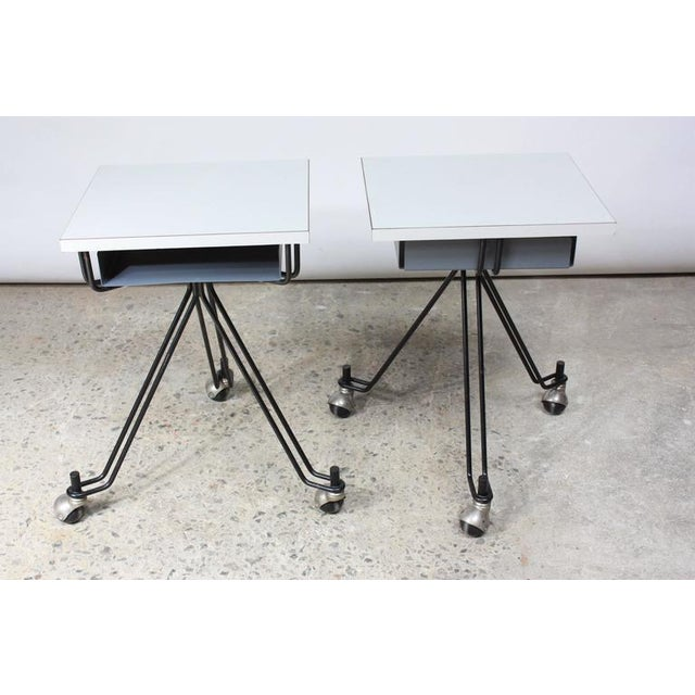 Pair of Eliot Noyes IBM Tables - Image 3 of 10