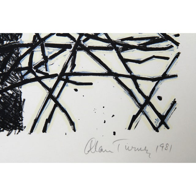 Image of Alan Turner, Pine Cut Down, A, Lithograph