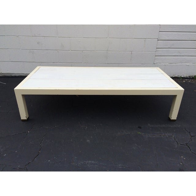Onyx Parsons Coffee Table - Image 11 of 11