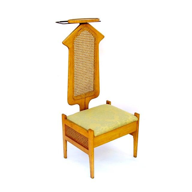 Mid-Century Valet Chair Danish Modern - Image 7 of 7