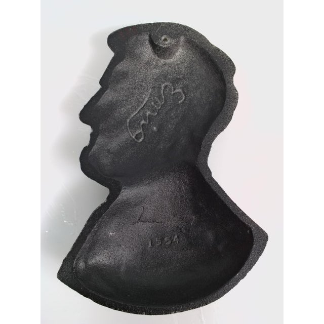 Image of Presidents Cast Iron Wall Decor - A Pair