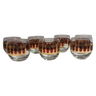Culver Roly Poly Barware - Set of 6
