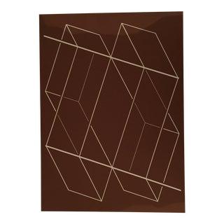 Josef Albers Geometric Print