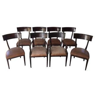 Baker Milling Road Empire Chairs - Set of 8