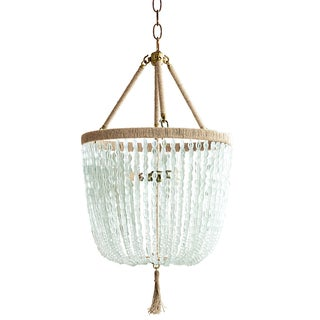 Ro Sham Beaux Beaded Chandelier
