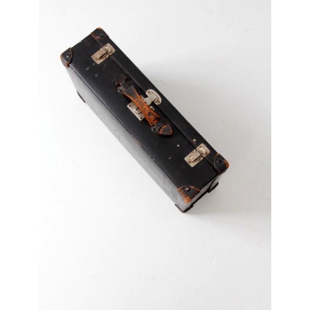 Image of Vintage Black Suitcase