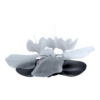 Asian Lotus Acrylic Centerpiece