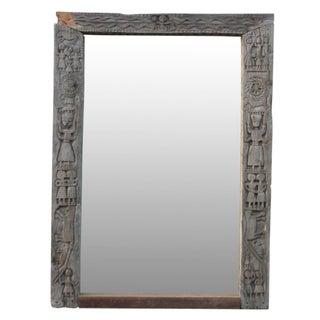 Antique Bastar Mirror