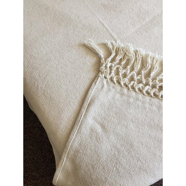 Natural Merino Wool Drapes/Bed Covers – A Pair - Image 6 of 7