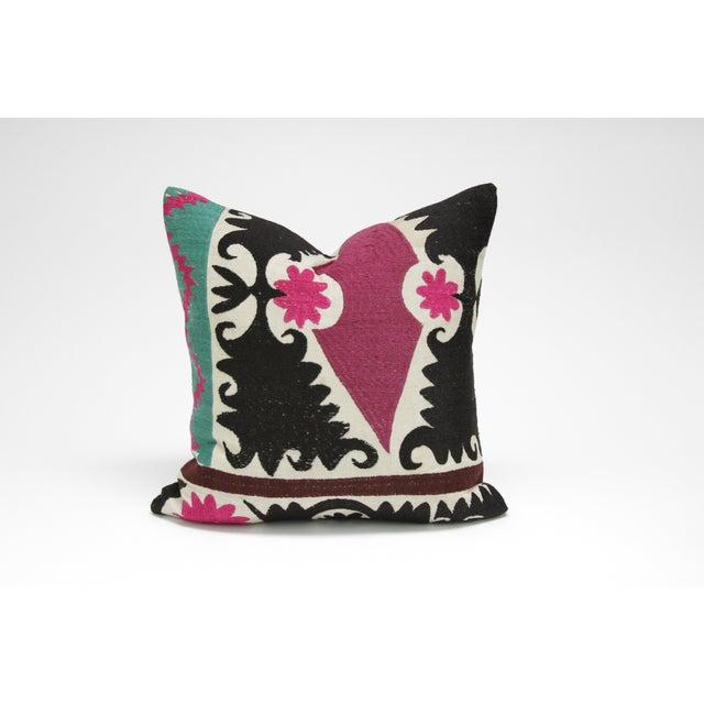 Suzani Fuchsia Pillow - Image 3 of 3