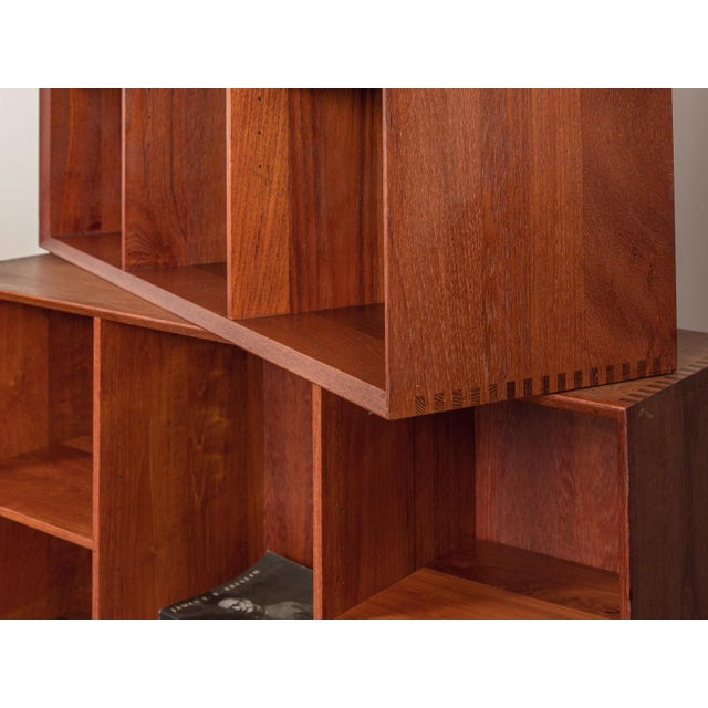 Modular Wall of Stacking Bookcases - Image 7 of 11