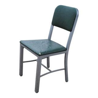 Mid-Century Industrial Tanker Desk Chair