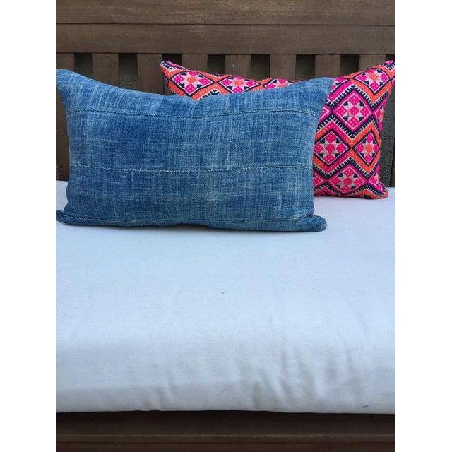 Image of Vintage Chinese Wedding Blanket Pillow
