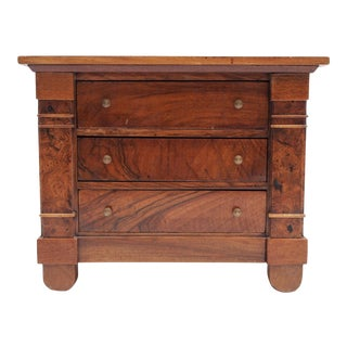 Miniature French Provincial Empire Commode