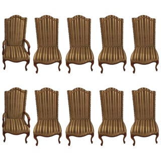 Harden Dining Room Chairs - Set of 10