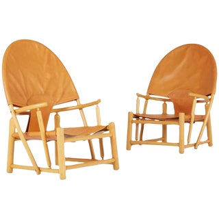 Piero Palange & Werther Toffoloni Hoop Chairs - A Pair