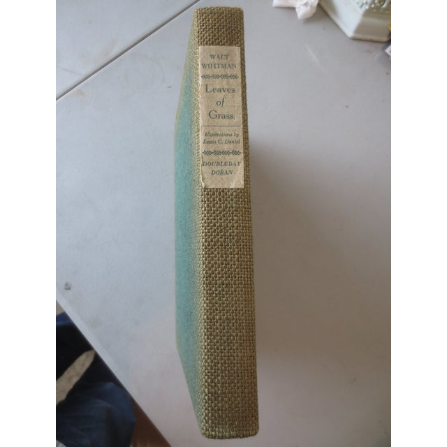 Leaves of Grass Book by Walt Whitman - Image 3 of 7