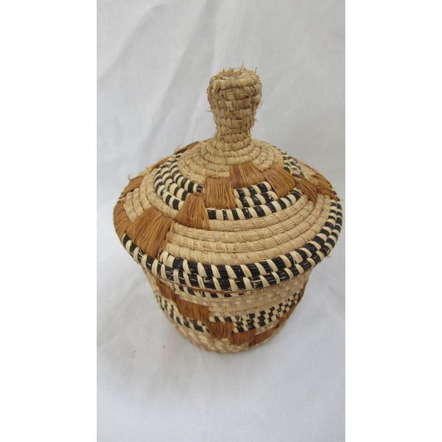Assorted African Baskets - Set of 4 - Image 9 of 11