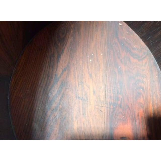 Einar Barnes for Ps Heggen Norwegian Rosewood Trash Can - Image 7 of 7