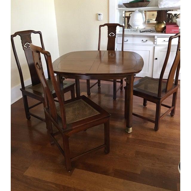 Henredon Dining Room Furniture: Henredon Dining Table & Chairs