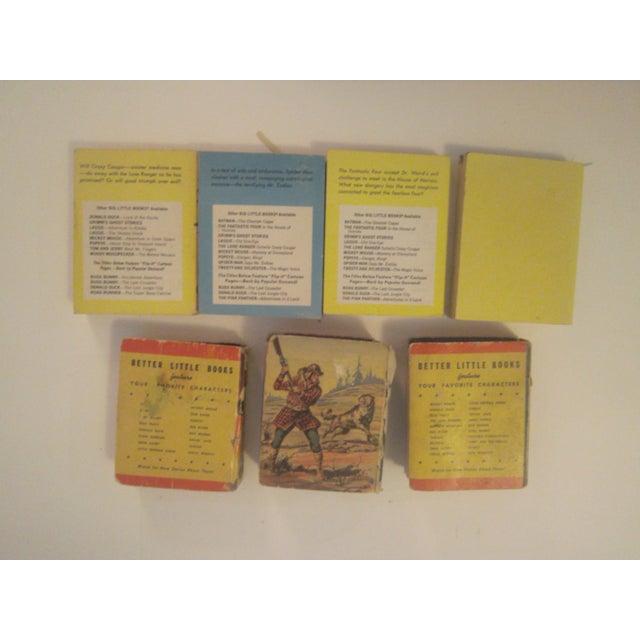 Vintage Little Big Books - Set of 5 - Image 4 of 9
