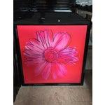 "Image of Pop Art ""Daisy Artwork #3"" Print"