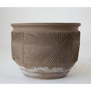 Robert Maxwell and David Cressey Earthgender Small Bowl Planter