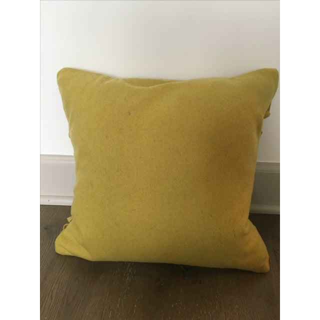 Decorative Pillows At West Elm : West Elm Decorative Pillow, Mustard Toned - 2 Chairish