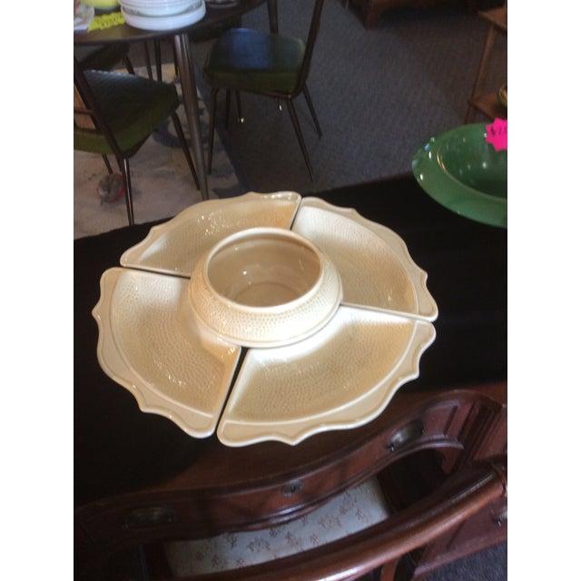 Image of Vintage Ceramic Serving Dish