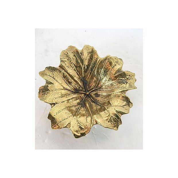 Virginia Metalcrafters Leaf Trays - Set of 3 - Image 5 of 7