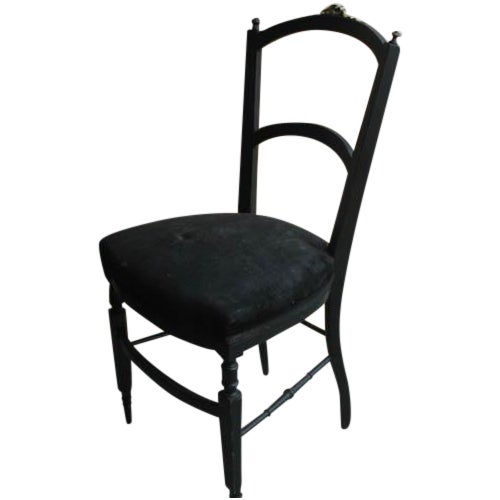 Vintage French Dining Chair - Image 1 of 10