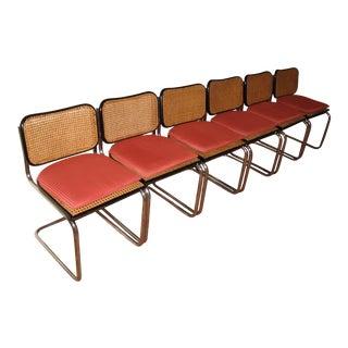 Original Marcel Breuer Chairs - Set of 6