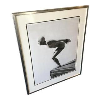 George Hoyningen-Huene Vogue Swimmer Photograph