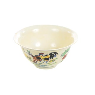 Chinese Antique Porcelain chicken Cup
