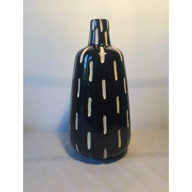 Mid-Century Studio Pottery Ceramic Vase - Image 3 of 4