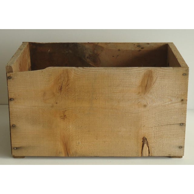 Vintage Tulip Apple Crate - Image 4 of 7