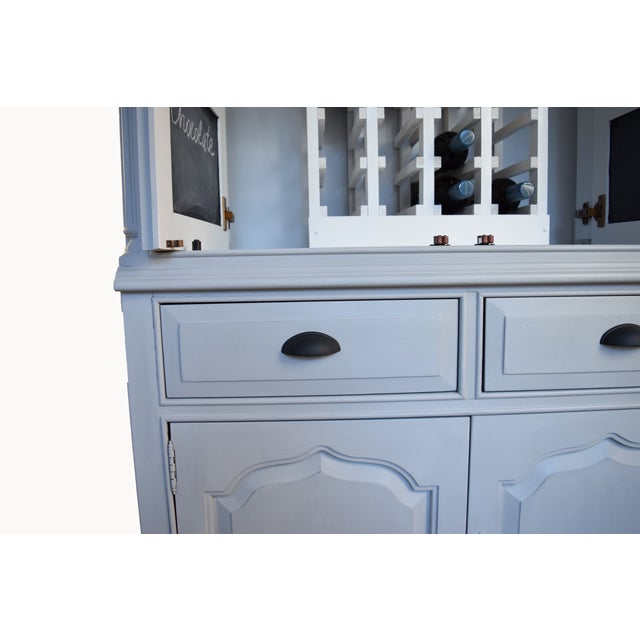 Traditional Home Bar Cabinet - Image 4 of 11