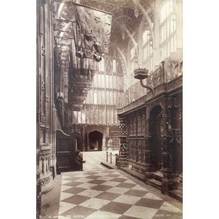 19th Century Westminister Abbey Interior Photo