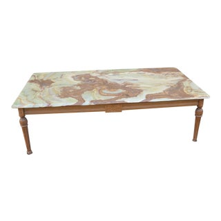 French Onyx Coffee Table
