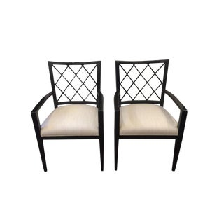 Arm Chairs- a Pair