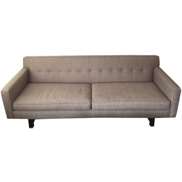 Room board 76 andre sofa chairish for Room and board andre
