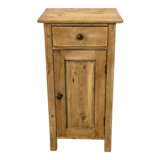 Antique Pine Cabinet from Holland