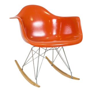 Modernica Case Study Fiberglass Arm Rocking Chair