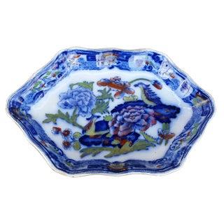 Blue Flow Catchall Dish