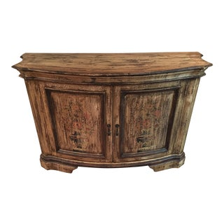 Antique Style Painted Buffet