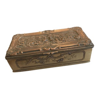 1890 German Jewelry Box