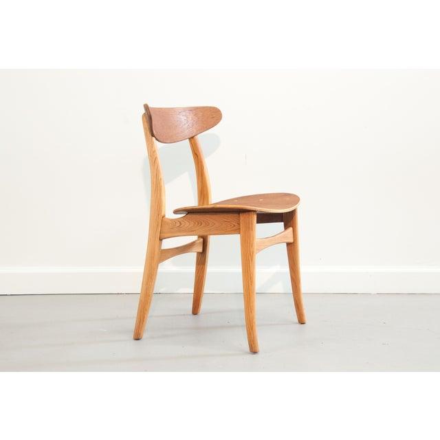 Danish Modern Bentwood Chair - Image 2 of 11
