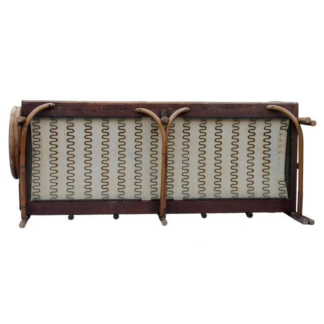 Mid-Century Rattan Sectional Sofa - Image 10 of 11