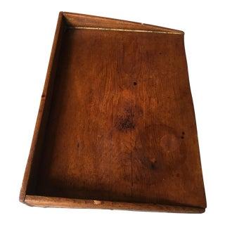 Vintage American Bread Board