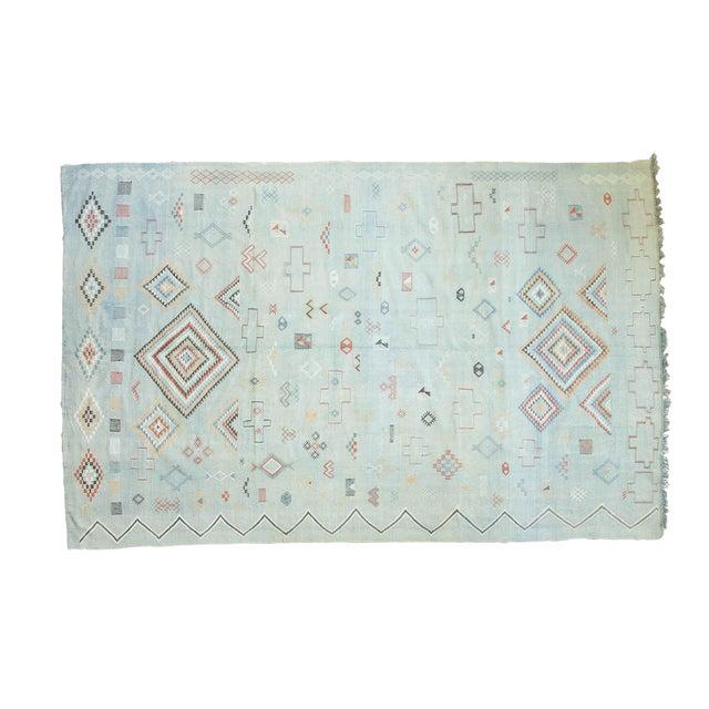 "New Kilim Carpet - 5'10"" x 9'3"" - Image 1 of 10"